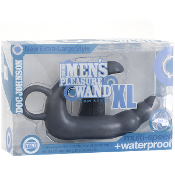 Mens Pleasure Wand XL Charcoal