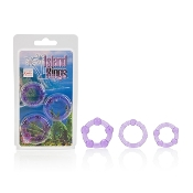 Island Rings Purple