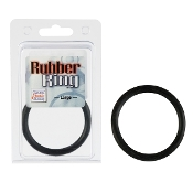 Rubber Ring Black Large