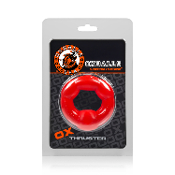 Oxballs Thruster Cockring Red