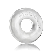 Do-nut-2 Large Atomic Jock Cockring Clear