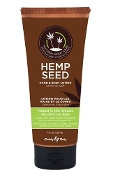 Earthly Body Hemp Seed Lotion Naked in the Woods