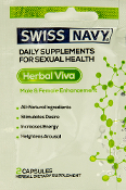 Swiss Navy Herbal Viva 2ct