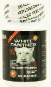 White Panther 6ct Bottle